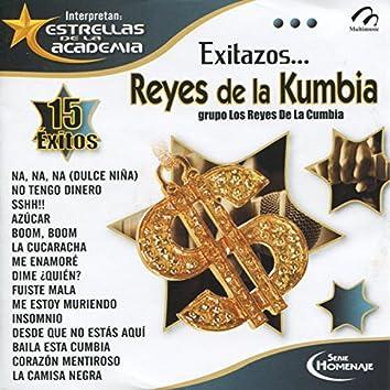 Exitazos... Reyes de la Kumbia