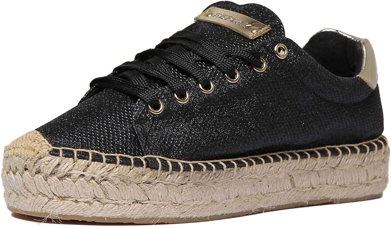 Replay Winn shoes in Black