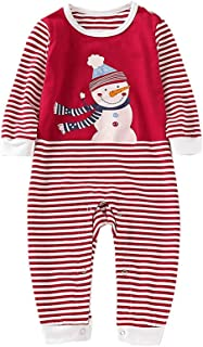 Weixinbuy Christmas Clothes Set for Baby Girls Kids Toddler Baby Sibling Shirts Set Outfit Gift Set
