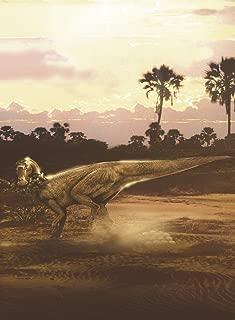 Posterazzi Maiasaura duckbill dinosaur laying eggs in a nest Poster Print (11 x 16)