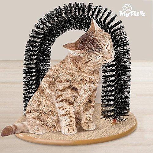 TSC Arche de massage pour chats