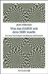 Was das haben mit dem sein macht Jens Förster