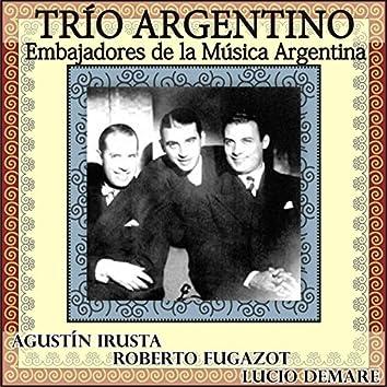 Trío Argentino: Embajadores de la Música Argentina
