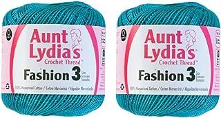Best aunt lydias crochet thread fashion 3 Reviews