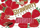 明治 ストロベリーチョコレートBOX 120g