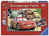 Cars - Puzzle, Pack de 2 x 24 piezas (Ravensburger 08959 8)