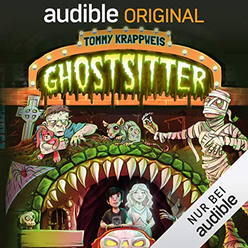 Ghostsitter: Die komplette 1. Staffel audiobook cover art