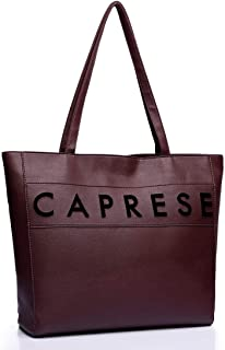 Caprese Women's Tote Bag (Plum)