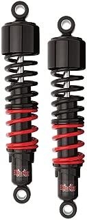 Burly B28-1253 Black Stiletto Shock