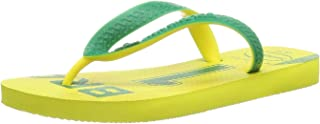 Havaianas Teams II Red, Unisex Adults' Thong Sandals