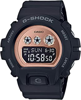 Casio GMDS6900MC-1 G-Shock Women's S Series Watch Black 46mm Resin