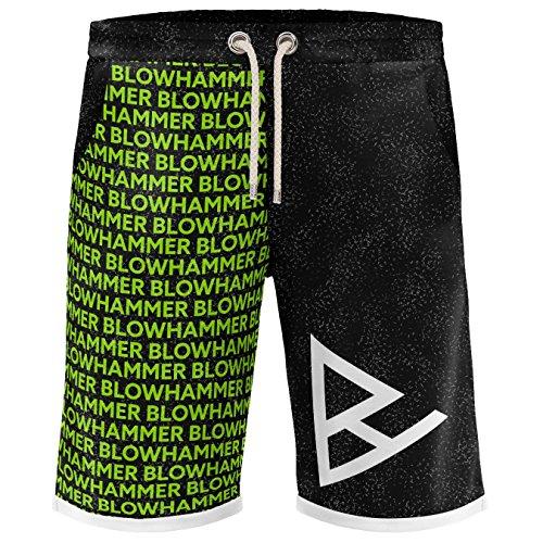 Blowhammer - Bermuda Shorts Herren - Leaf Green