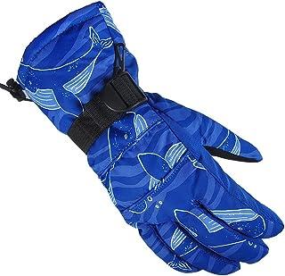 Aodewe Unisex Hiking Camping Winter Windproof Warm Ski Snow Gloves Men Women Outdoor Sport Snowboard Glove