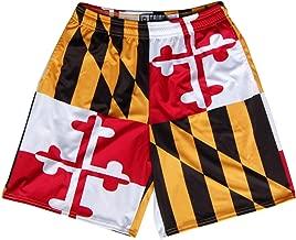 maryland lacrosse shorts