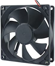Copapa DC cooling fan Brushless fan computer fan case fan 12025 120mmx120mm x25mm (DC12V)