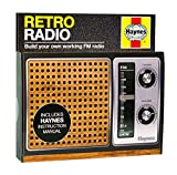 Haynes HRR1493 Retro Radio Construction Kit,...