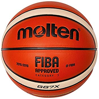 NEW Molten GG7X Basketball  BGG7X  Composite Leather FIBA Approved Indoor Outdoor