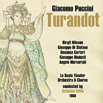 Giacomo Puccini: Turandot (1958)