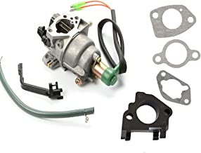 PowersportsPro® Manual Choke Carburetor for Troy-Bilt XP 7000 10500 Watt 30477 Gas Generator