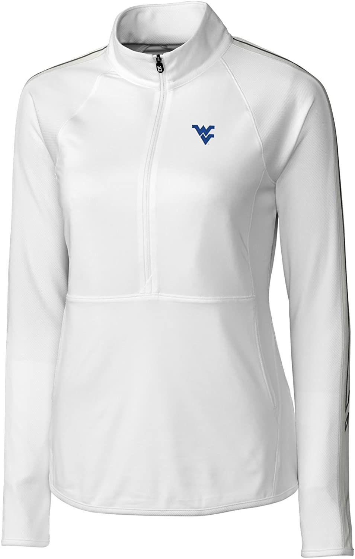 NCAA Womens Cb Drytec Long Sleeve Pennant Sport 3 4 Zip