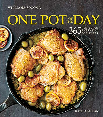 One Pot of the Day: 365 Recipes for Every Day of the Year (Williams-Sonoma)