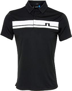 J Lindeberg New Clark TX Jersey Polo, reg fit