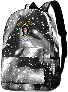 Zuzuzj Dr.DRE The ChronicStarry Sky Backpack Big Campus Backpack,Laptop Bag