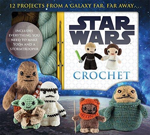 Star Wars Crochet Pack (Star Wars Craft)