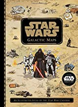 Best star wars galactic maps book Reviews