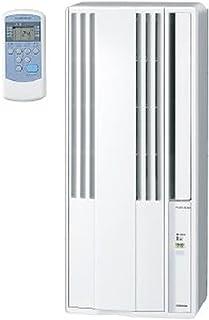 コロナ ウインドエアコン (冷房専用タイプ) 液晶リモコン付 シェルホワイト CW-1617(WS)