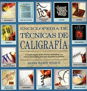 Enciclopedia de técnicas de caligrafía