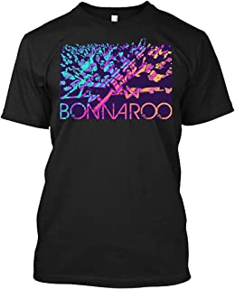 Bonnaroo Crowd 5 Tee T-Shirt Black