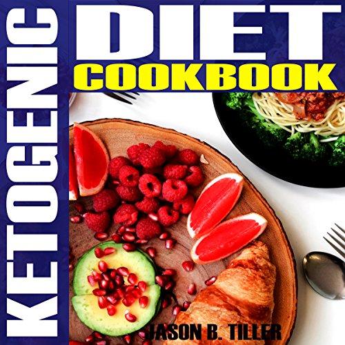 Ketogenic Diet Cookbook audiobook cover art