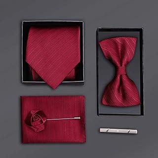 Regalo de corbata de hombre casual corbata ajustada de ajedrez para conferencia de reuni/ón comercial