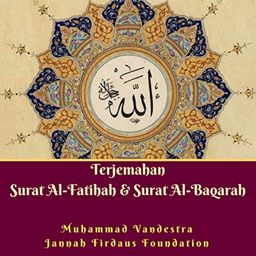 Terjemahan Surat Al-Fatihah & Surat Al-Baqarah Titelbild