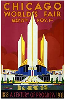 Best 1933 chicago world fair souvenirs Reviews