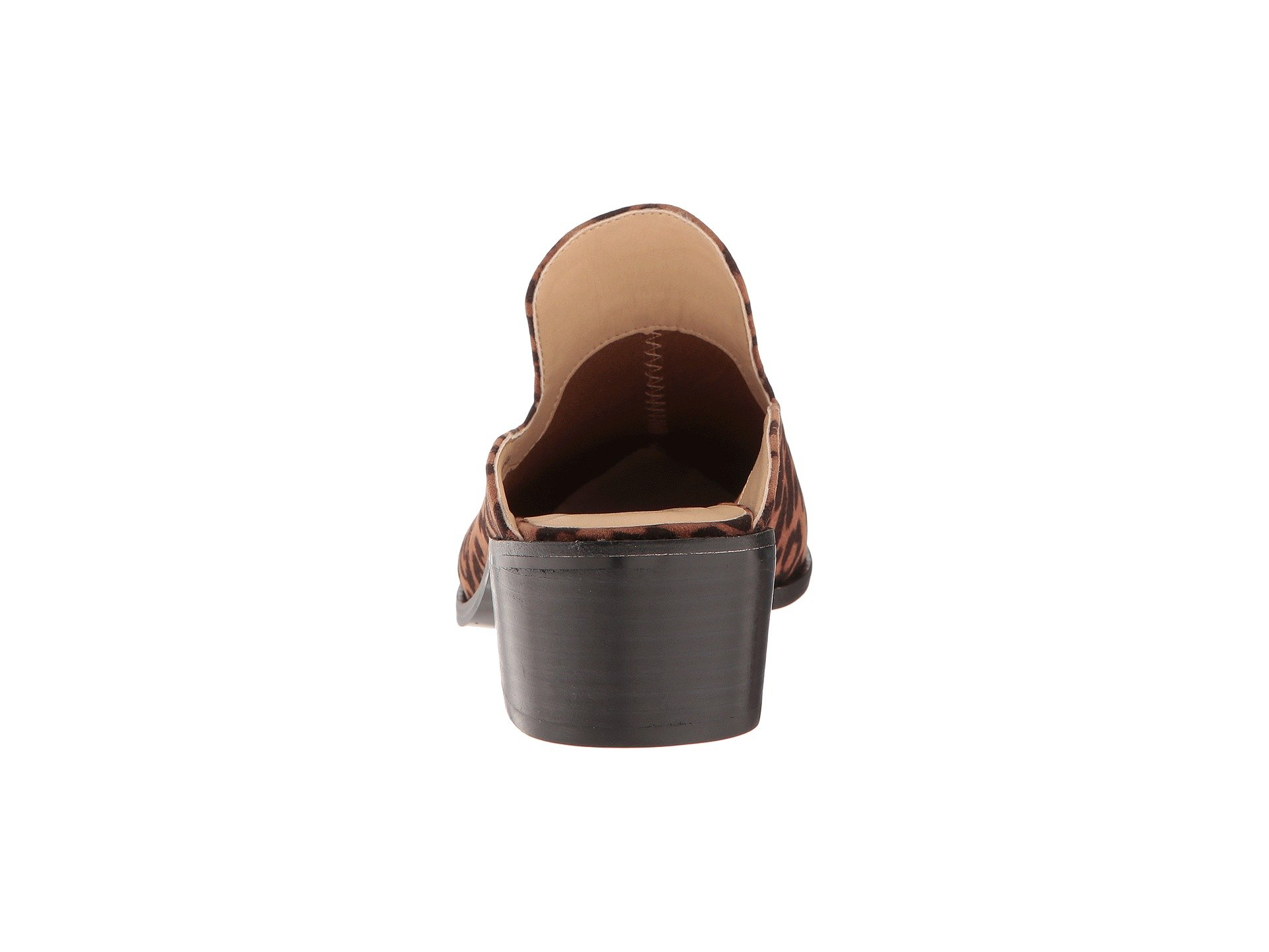 Chinese Exclusive Tan Marnie Laundry Leather Mule rqqxBHYw