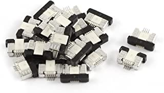 Aexit Bottom Port Audio & Video Accessories 4Pin 0.5mm Pitch FFC FPC Ribbon Sockets Connectors & Adapters Connector 20Pcs