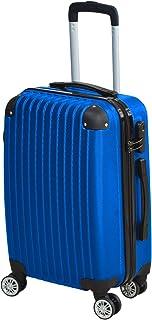 """28"""" Luggage Sets Suitcase Black TSA Travel Hard Case Lightweight"""