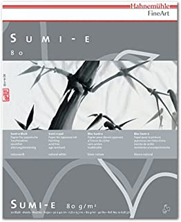 Hahnemuhle Sumi-e 80gsm Paper - 11.8