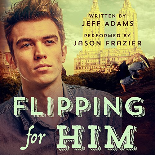 Flipping for Him audiobook cover art