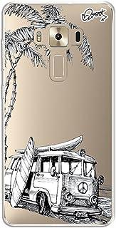 Capa Personalizada para Asus ZenFone 3 Deluxe - KOMBI PRAIA VERÃO - Quark