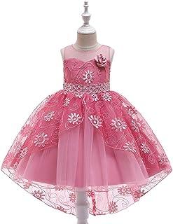 子供ドレス パーティードレス 結婚式 女の子ピアノ発表会 ワンピース 卒業式 誕生日 入学式 キッズドレス コンクール衣装