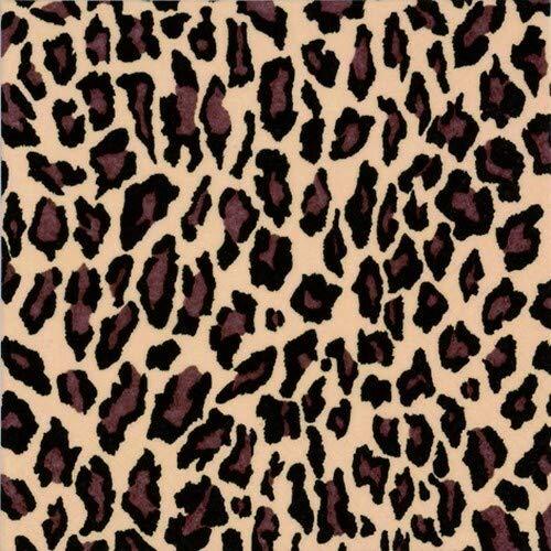 20 Servietten Leopardenmuster/Tiere/Afrika/Leopard 33x33cm