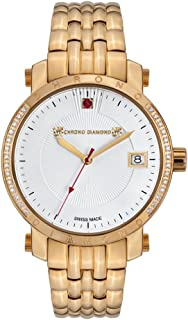 Amazon.it: Chrono Diamond Donna: Orologi