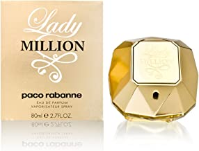 Lady Million by Paco Rabanne 2.7 oz Eau de Parfum Spray