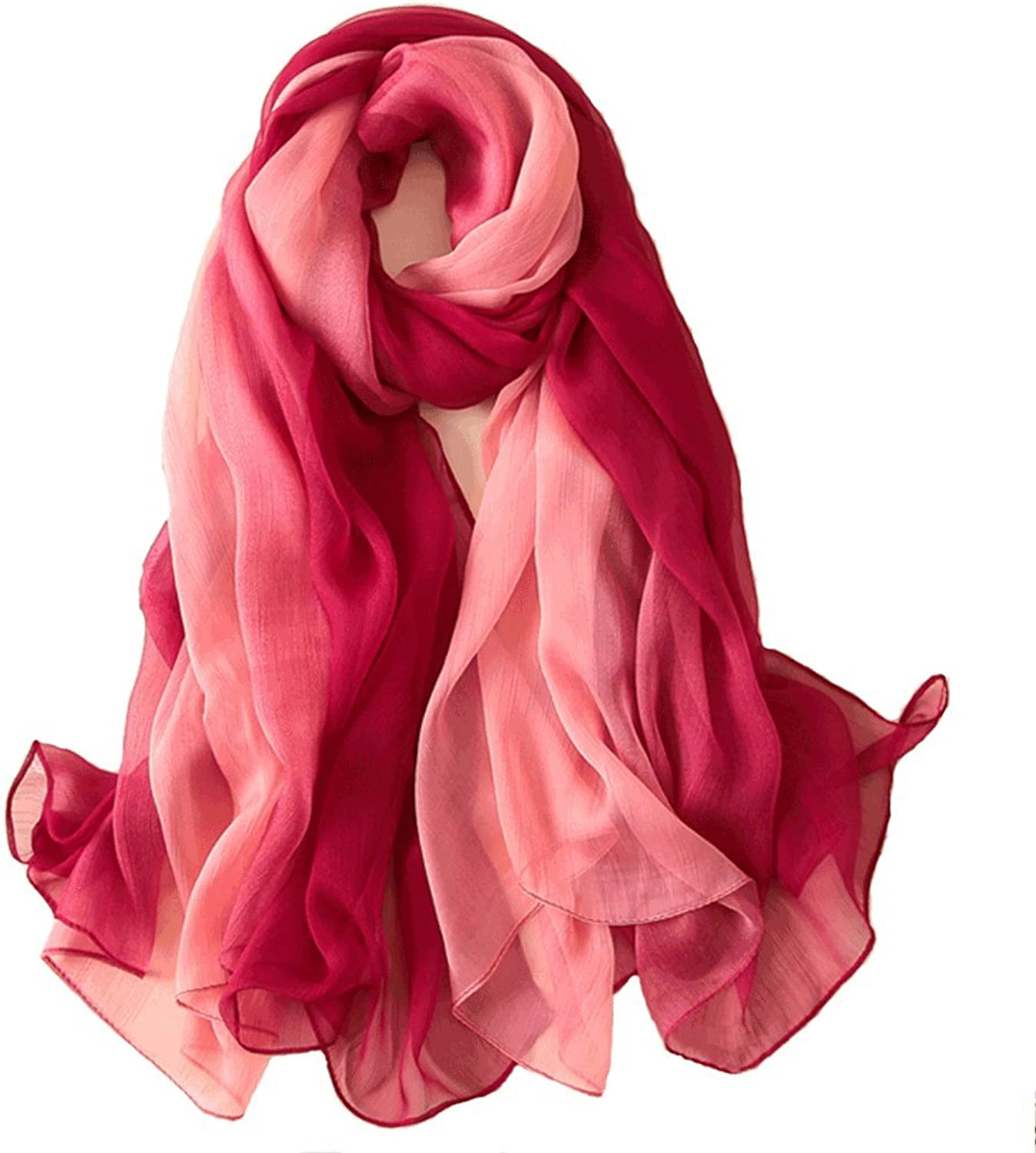 LBY Sunscreen Oversized Shawl Scarf (color   B)
