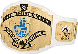 Point Central Collectibles White Intercontinental Championship Commemorative Title Belt (2014)