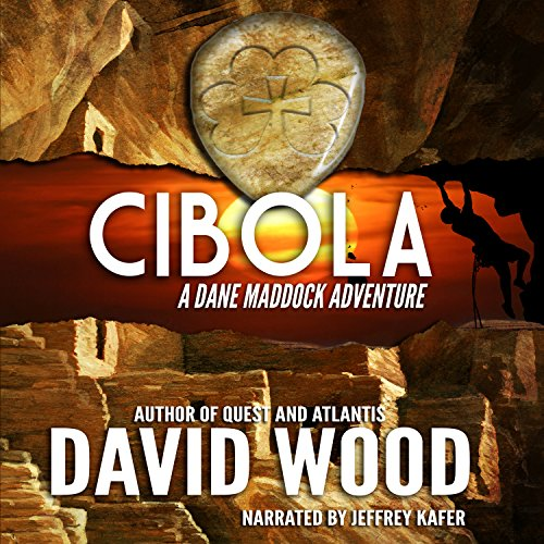 Cibola audiobook cover art