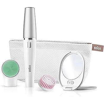 Braun FaceSpa - Depiladora: Amazon.es: Salud y cuidado personal